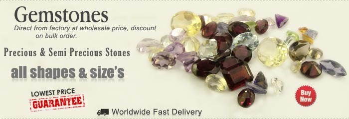 Gemstones and Beads