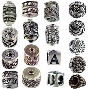 Silver Beads Manufacturers