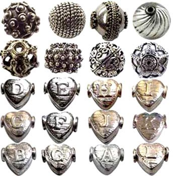 Silver Beads Wholesale