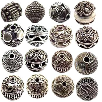 Silver Beads Exporter And Supplier