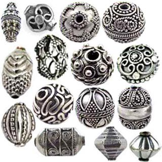 Silver Beads Manufacturer And Exporter