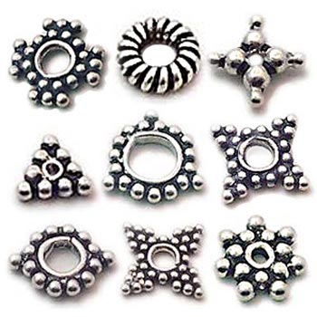 Supplier Of Silver Beads