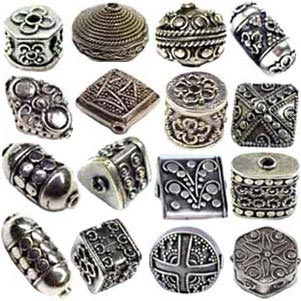 Wholesale 925 Sterling Silver Beads