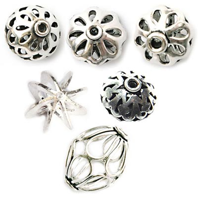 Exporters Of Silver Beads
