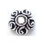 Silver Bead Caps In UAE - Silver Beads Supplier In UAE
