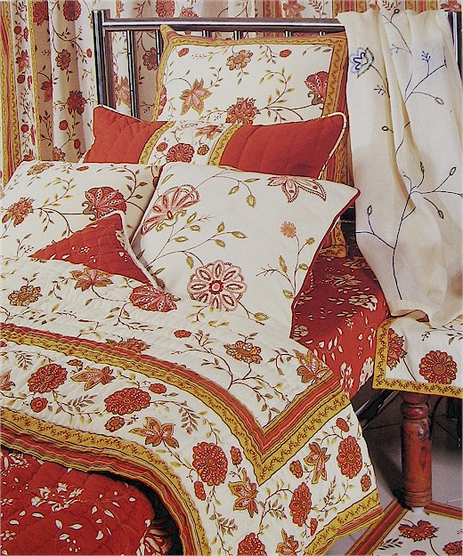 Royal Bed Linen Rangmahal