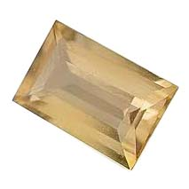 Pisces Bithstone Golden Topaz A  - Golden Topaz A  Bithstone Zodiac Month : November