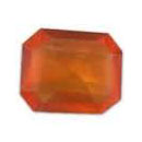 Aquarius Bithstone Hessonite - Hessonite Bithstone Zodiac Month : January