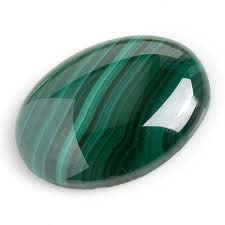 Virgo Bithstone Malachite - Malachite Bithstone Zodiac Month : August