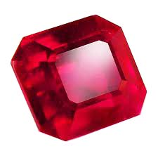 Leo  Bithstone Ruby - Ruby Bithstone Zodiac Month : July