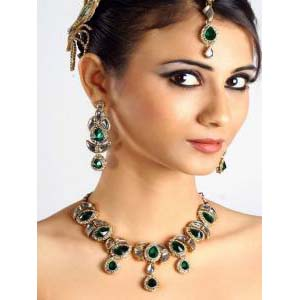 Lovely  Bollywood Jewelry at very affordable price