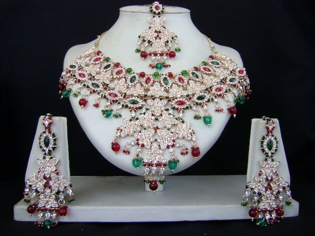 Unique Design Bridal Jewellery at very affordable price