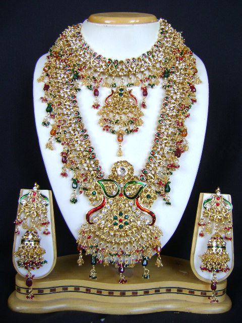 Exclusive Design Bridal Jewellery at very affordable price