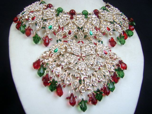 Enchanting Indian Fashion jewelry Bridal Jewellery at very affordable price