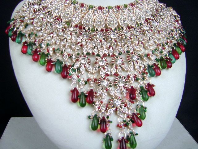 Attractive Designs Bridal Jewellery at very affordable price