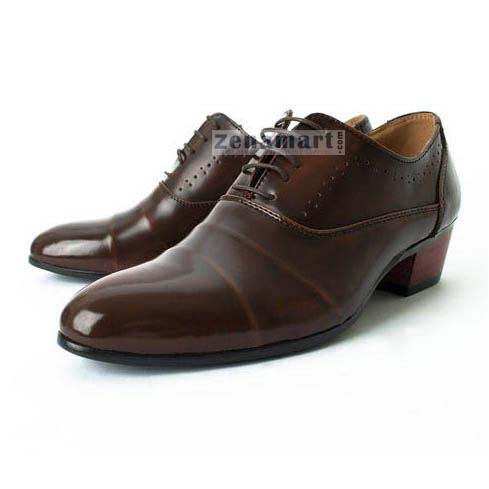 100% Genuine Leather Shoes For Celebrities