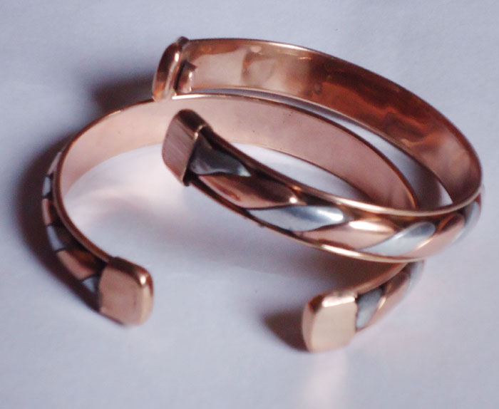 Copper Bracelets Manufacturer In India - Copper Bracelets Exporter & Supplier In India