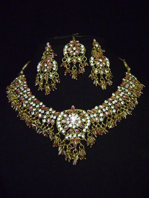 Attractive Designs Costume Necklace Set at very affordable price