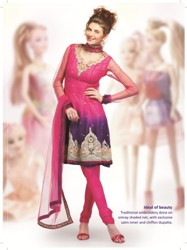 Designer Bollywood Heavy Work Salwar Kameez Suit