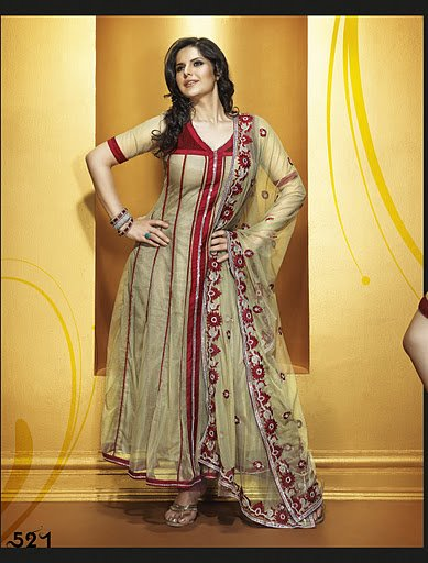 Bollywood Heavy Work Anarkali Party Wear Suits
