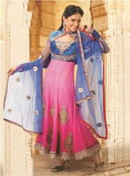 Bollywood Style Designer Anarkali Suit