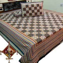 Online Bed Sheets - Online Bedsheets With Pillow Cover