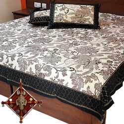 Comfortable Bed Sheets - Pure Cotton bed sheets