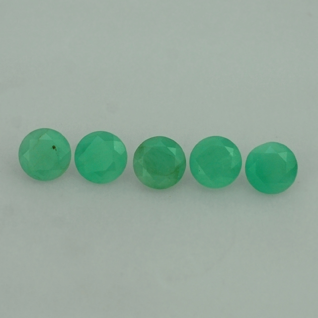 Emerald Exporter - Emerald Gemstone - Emerald Oval Cab 10X8 mm