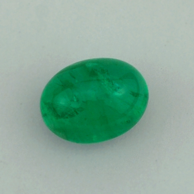 Emerald Dealer - Emerald Gemstone - Emerald Pear Cab 7X5 mm