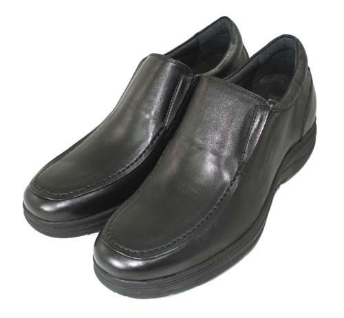 Leather Shoes - Elevator Shoes