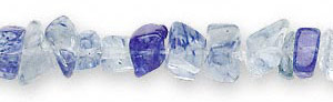 Blueberry Quartz Chips Supplier