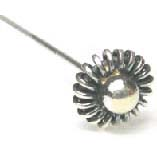 Sterling Silver Head Pins Wholesale - Wholesale Sterling Silver Headpins