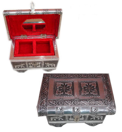 Splendid Handcrafted Jewellery Box