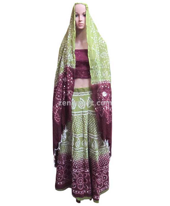 Shop Womens Clothing - Dandiya Dresses - Dandiya Lehenga Choli