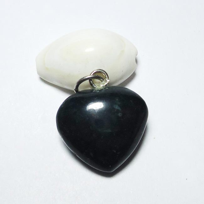 Black Onyx Gemstone Pendant