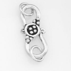 Silver S Hook Clasp In Canada - Silver S Clasp Supplier In Canada