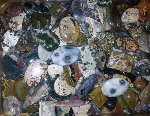 Ocean Jasper Lot - Wholesale Ocean Jasper Lot, Ocean Jasper Wholesaler