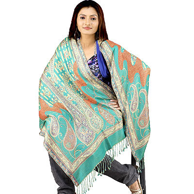 Indian Shawls Stoles