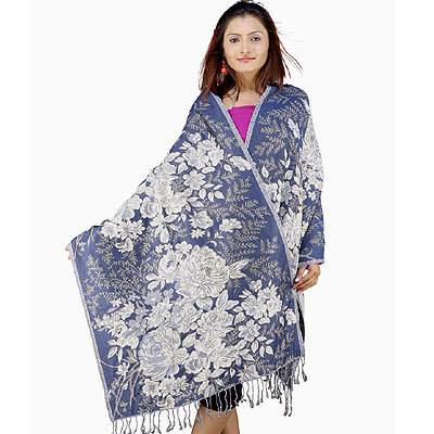 Shawls, Stoles And Scarves