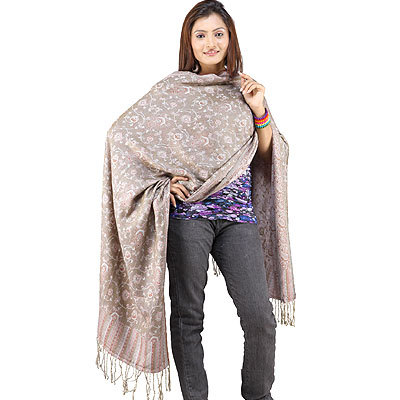 100% Cashmere Womens Scarves/Shawls