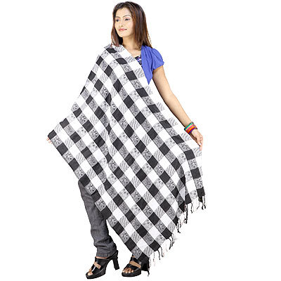 Stole & Scarf Supplier - Supplier Of Stole & Scarf, Shawls