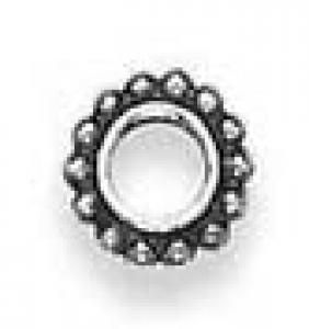 Silver Spacer Beads Wholesaler & Supplier - 925 Sterling Silver Spacer Beads Wholesaler & Supplier