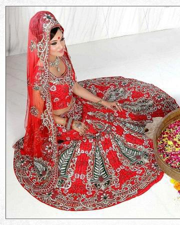 Wedding Bridal Sarees - Wedding Sarees