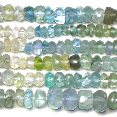 Wholesale Gemstone Beads Malaysia - Multi Tourmaline Gemstone Beads Wholesale Lot