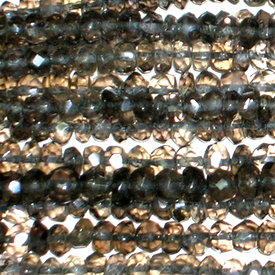 Wholesale Gemstone Beads Uae - Wholesale Smoky Quartz Gemstone Beads