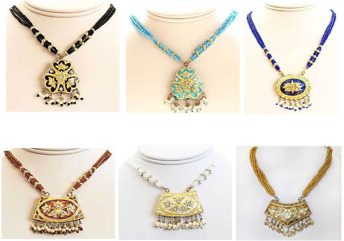 Pendant Set Lots - Lakh Pendant Set Lot