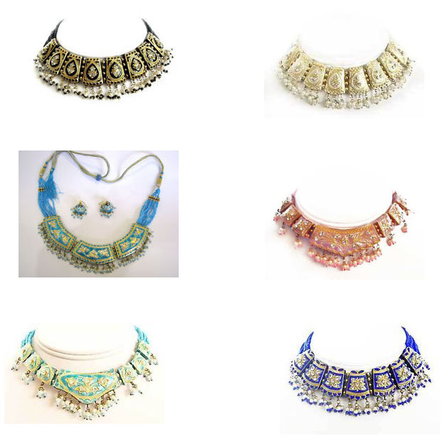Lakh Necklace Sets Lot - Wholesale Lakh Necklace Sets
