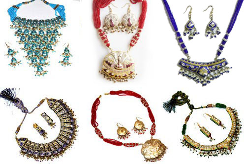 Necklace Lots - Lakh Necklace Sets